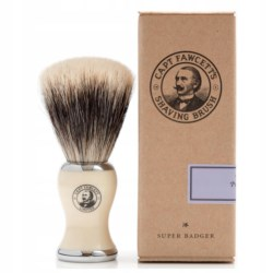 Captain Fawcett Grooming Requisites Super Badger pędzel do golenia