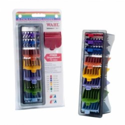 Nakładka do masz.Wahl zestaw 03170-417 kolor (3,6,10,13,16,19,22,25mm) PROMOCJA