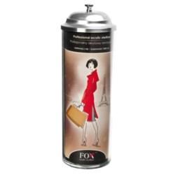 FOX Acrylic Sterilizer - akrylowy pojemnik do sterylizacji 1000 ml