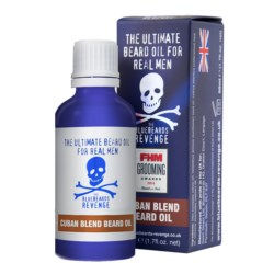Bluebeards Revenge Beard Oil Cuban Blend olejek do brody 50 ml