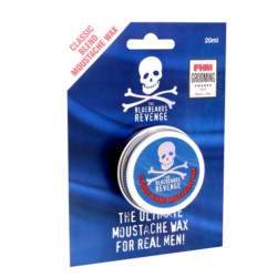Bluebeards Revenge Moustache Wax Classic Blend wosk do wąsów 20 ml