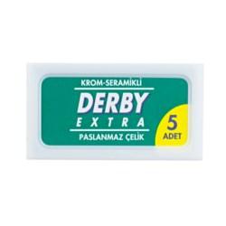 Derby Extra żyletki pełne 5 szt. zielone FO2956