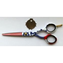 """Henbor nożyczki Prestyle 782M/5.5"""" marine"""