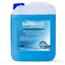 Barbicide spray do dezynfekcji 5000 ml bez zapachu