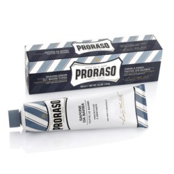 Proraso Blue Shaving Cream krem do golenia w tubie 150 ml