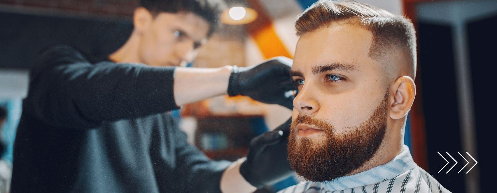 Barberstore kosmetyki męskie do włosów