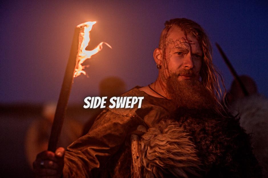side-swept